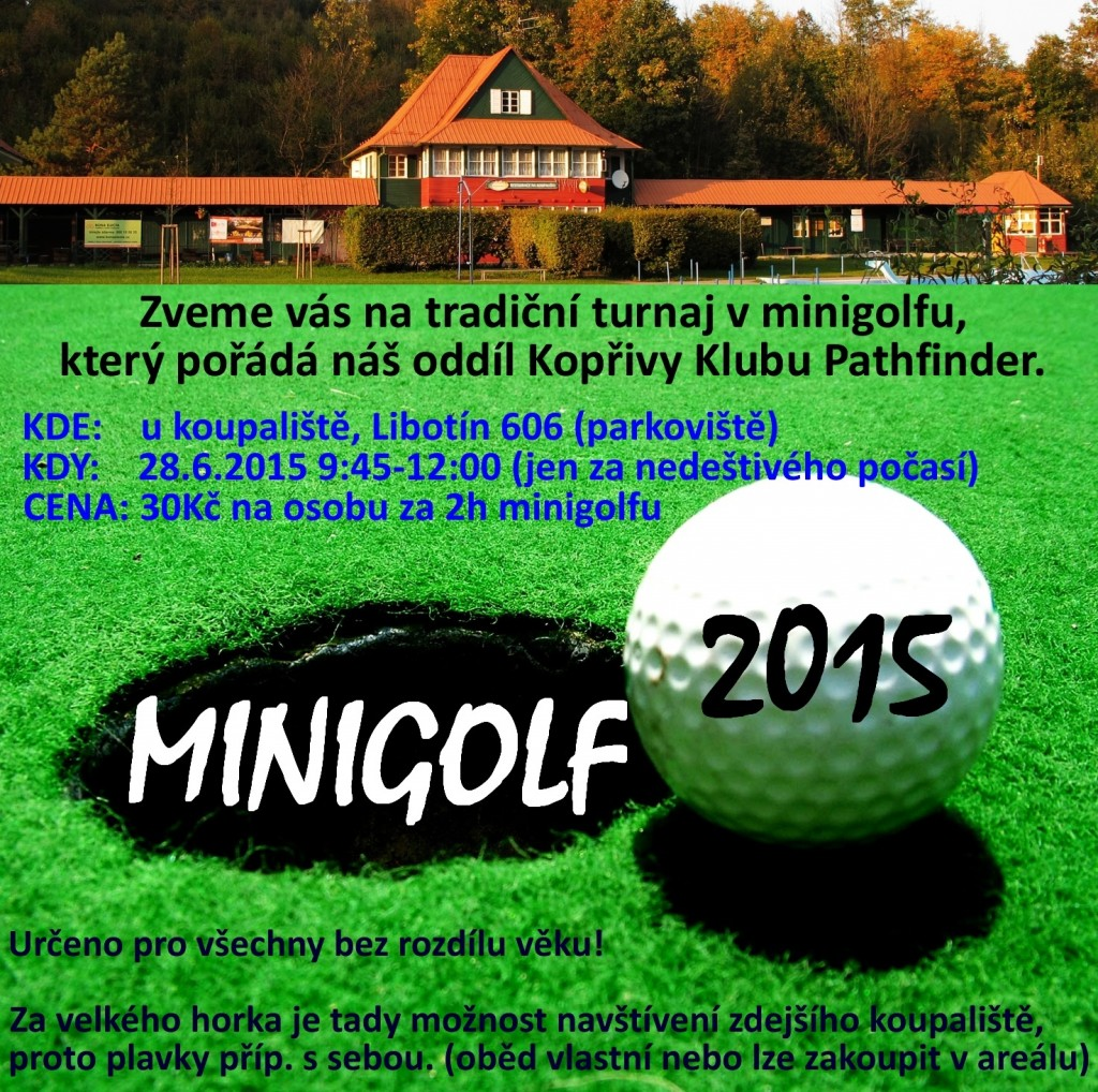 Minigolf 2015